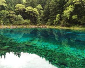 Jiuzhaigou Lac 7 M