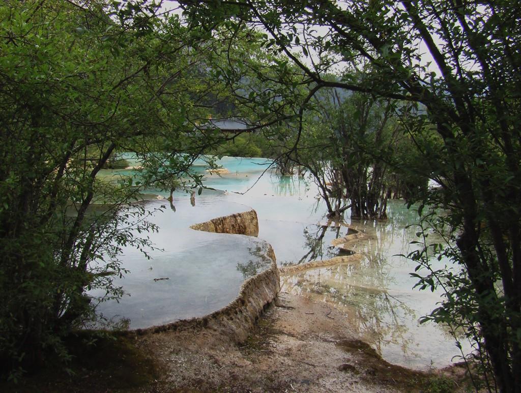 Huanglong Lac 1 C