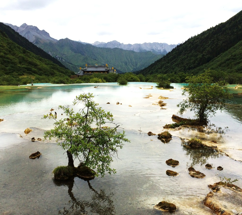 Huanglong Lacs 2 M