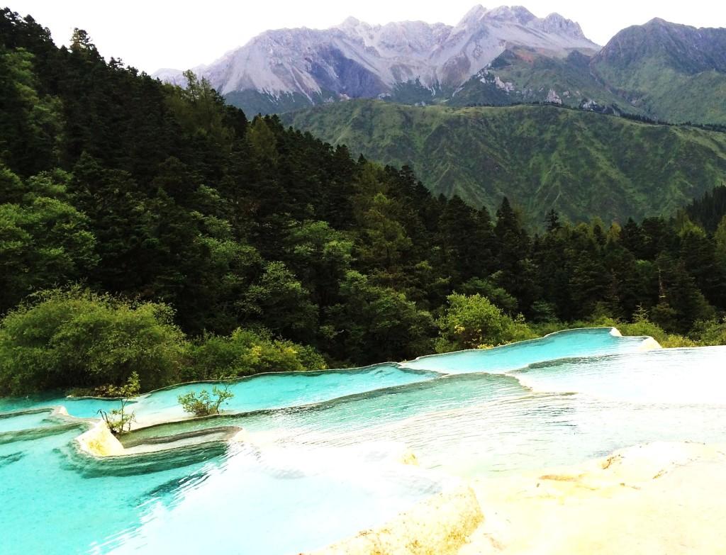 Huanglong Lacs 5 M