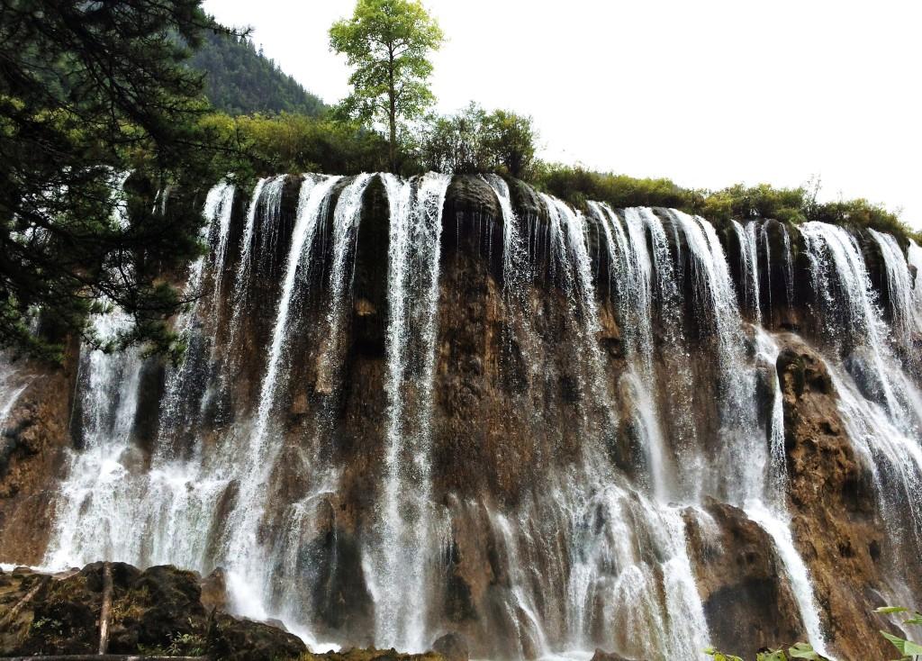Jiuzhaigou Cascade 8 M