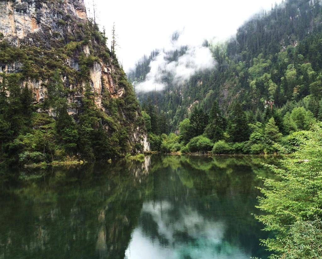 Jiuzhaigou Lac 1 M
