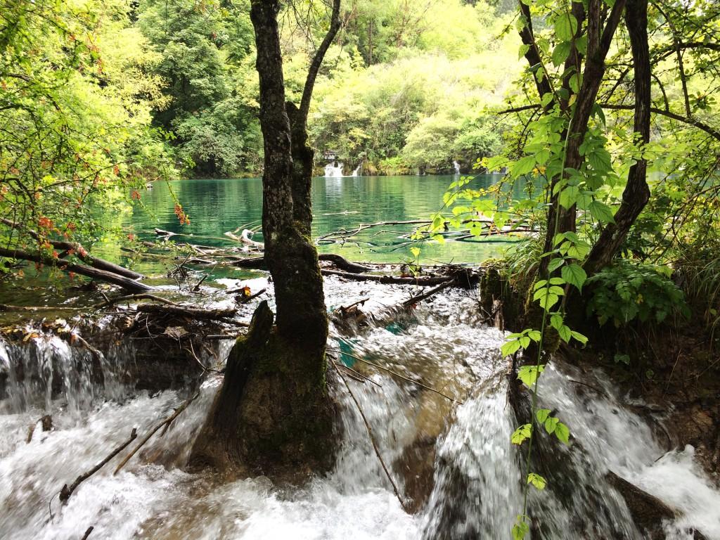 Jiuzhaigou Lac 2 M