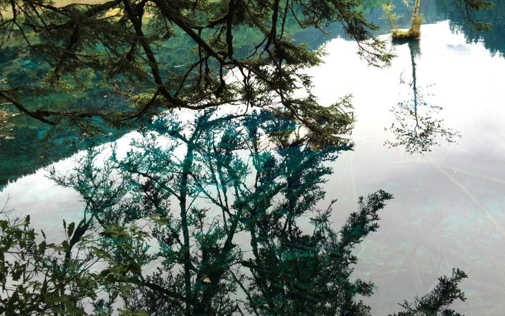 Jiuzhaigou Lac 3 M
