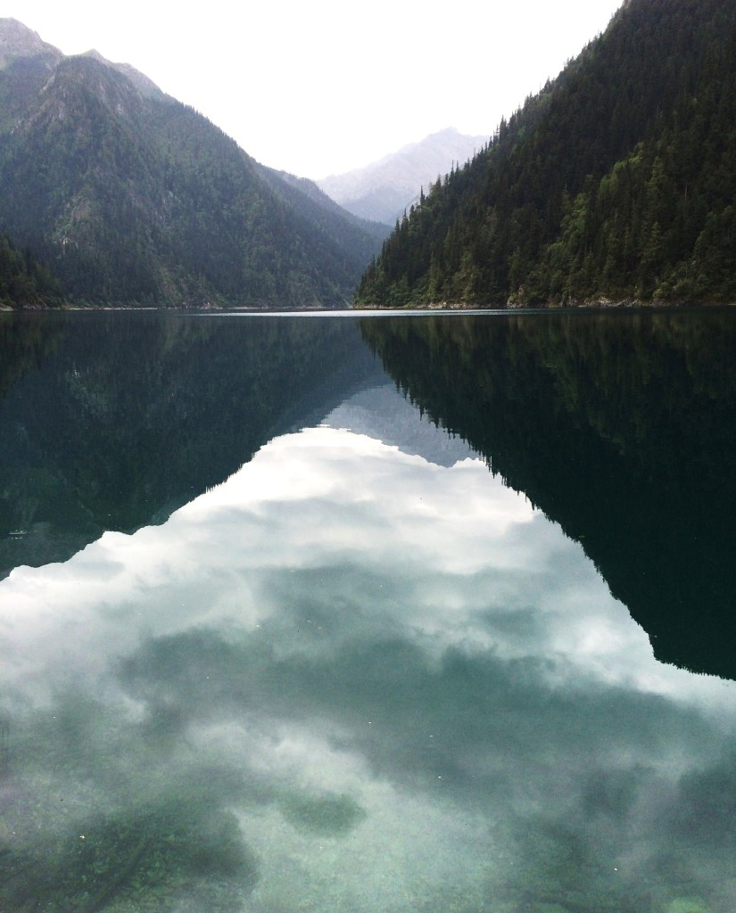 Jiuzhaigou Lac 5 M