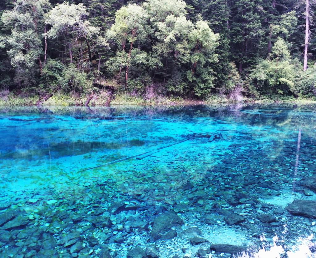 Jiuzhaigou Lac 9 M