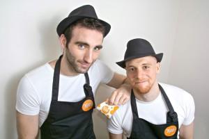 Capdechine tartes & pop Lou et Thibaut