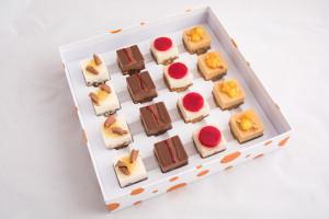 Capdechine tartes & pop boîte ouverte