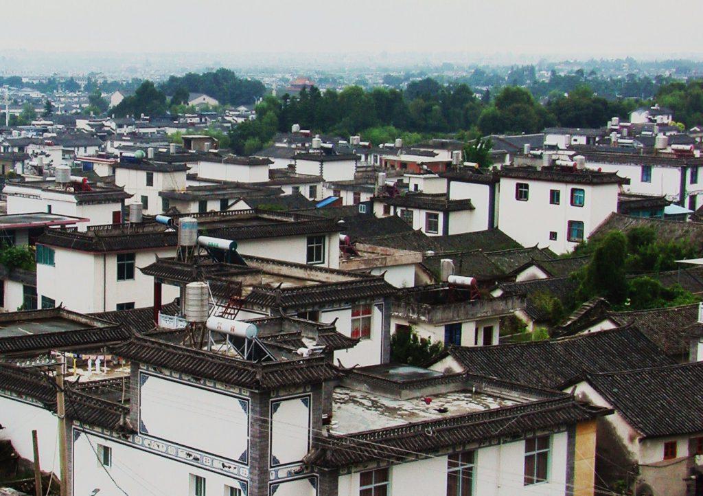 Au sud des nuages Dali et ses maisons